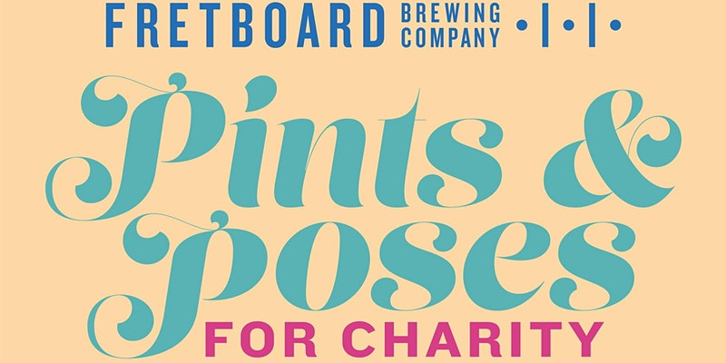 pints and poses event